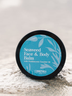 Natural Seaweed Face & Body Balm with Frankincense 50ml
